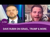 Dave Rubin on his political journey, the Young Turks, Israel, Trump and more  | J-TV