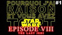 PJREVAT - Star Wars - Episode VIII - The Last Jedi : Partie 1