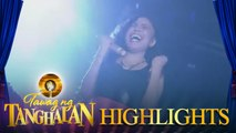 Tawag ng Tanghalan: Joey Ann Perez is already on her third win!