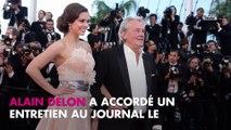 Alain Delon harcelé par les femmes, l'acteur se confie sur sa jeunesse