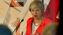 Theresa May Warns Brexit Talks Are 'At An Impasse'