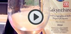 Coup de cœur pour un vin blanc grec en biodynamie