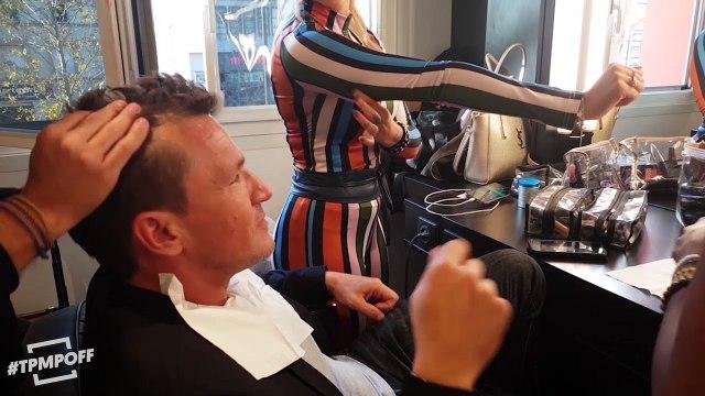 OFF TPMP : Cyril Hanouna en mode coiffeur, les chroniqueurs font le show… (Exclu Vidéo)