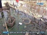 #اخر_النهار | بعد عام من قرار رئيس الوزراء قرية الفنت ببنى سويف لازالت تغرق فى مياة الصرف الصحى