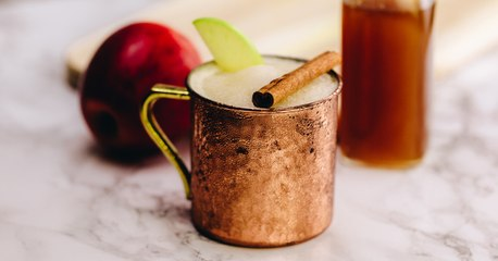 Bourbon Cider Slushie Cocktail Recipe - Liquor.com
