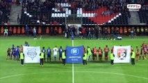 J8 : Stade Lavallois - ESSG I National FFF 2018-2019