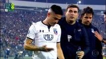 Colo-Colo x Palmeiras (Copa Libertadores 2018 Quartas de Final; JOGO DE IDA) 1° tempo