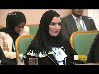 أمل القبيسي والأمين العام للمجلس الأعلى للمرأة يبحثان تعزيز العلاقات الثنائية في مملكة البحرين