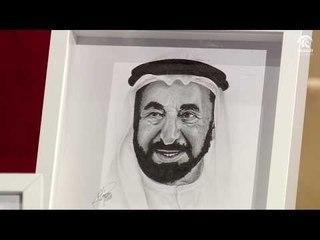 برنامج أماسي - رسم الوجوه .. فن و متعة