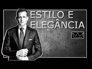 8 ensinamentos sobre ESTILO e ELEGÂNCIA masculina / MODA MASCULINA