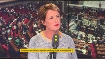 Frédérique Dumas, invitée politique de franceinfo, vendredi 21 septembre