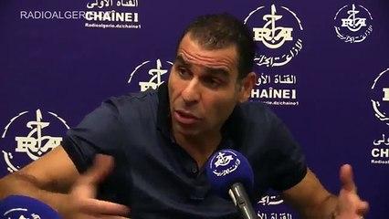 Kheireddine Zetchi réagit à l'enquête de la BBC sur la corruption dans le football algérien