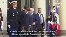 Mahmoud Abbas s'exprime après sa rencontre avec Macron (2)