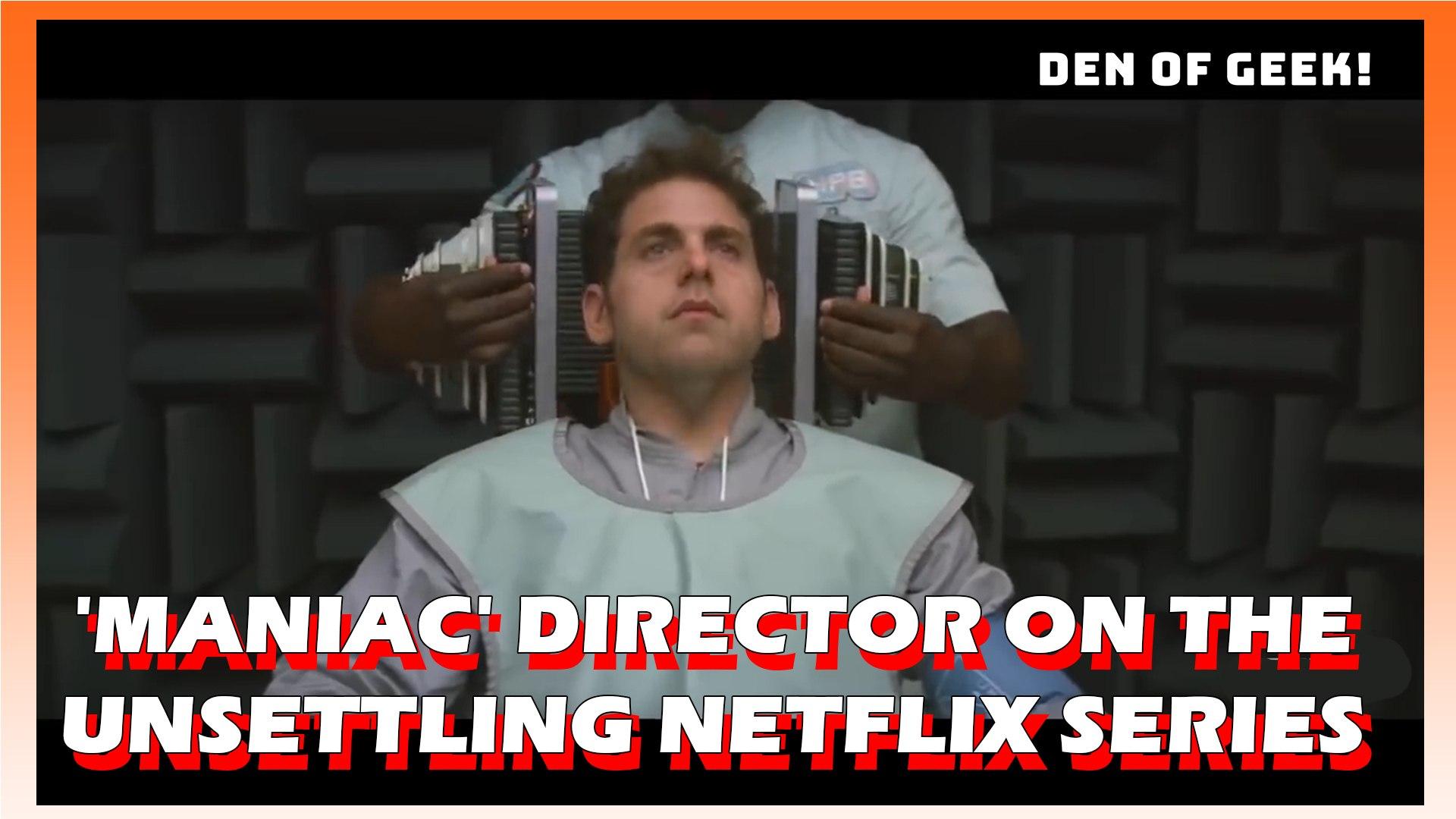 Maniac - Cary Fukunaga Describes the Unsettling Netflix Series