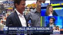 Élections municipales de Barcelone: Manuel Valls se prononcera mardi sur sa candidature