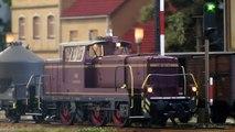 Locomotive diesel à l'échelle 0 - Une vidéo de Pilentum Télévision sur le modélisme ferroviaire avec des trains miniatures