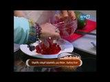 النهارده -  صحة و عافية لصحة افضل خلال سهر رمضان ( سلطة بنجر بالفصوليا  )