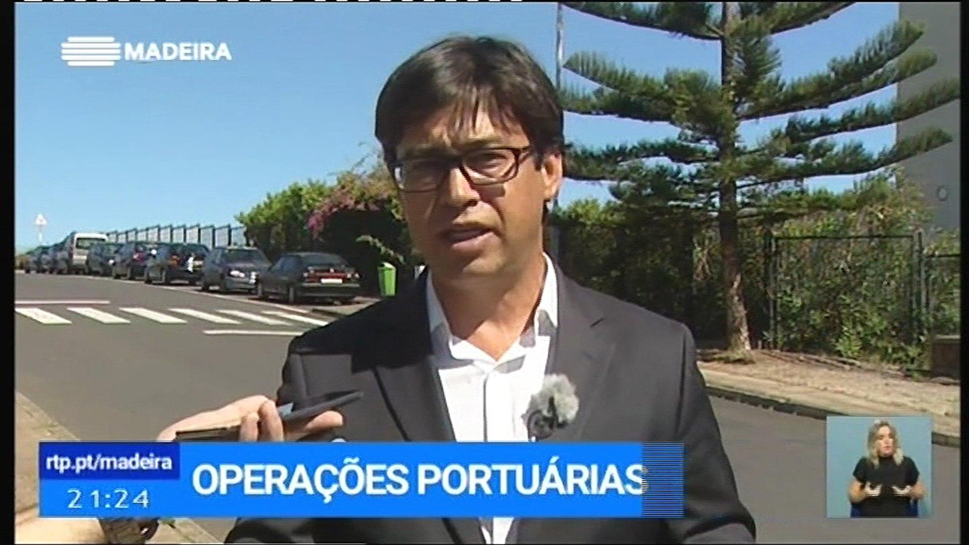 PS Lamenta Governo Regional Não Fazer Nada sobre a Promessa de Revolucionar os Portos da Madeira