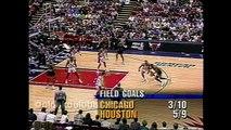 Jordan, Pippen, Rodman Vs. Olajuwon, Barkley, Drexler - LAST DUEL (Bulls @ Rockets, 1998)
