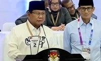 Prabowo Subianto: Kampanye Pilpres Harus Damai