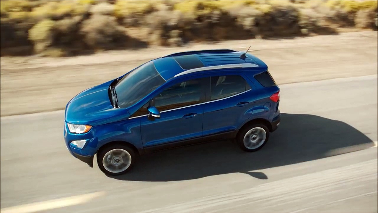 Must See 2018 Ford EcoSport, 2018 Ford Expedition and 2018 Ford Escape