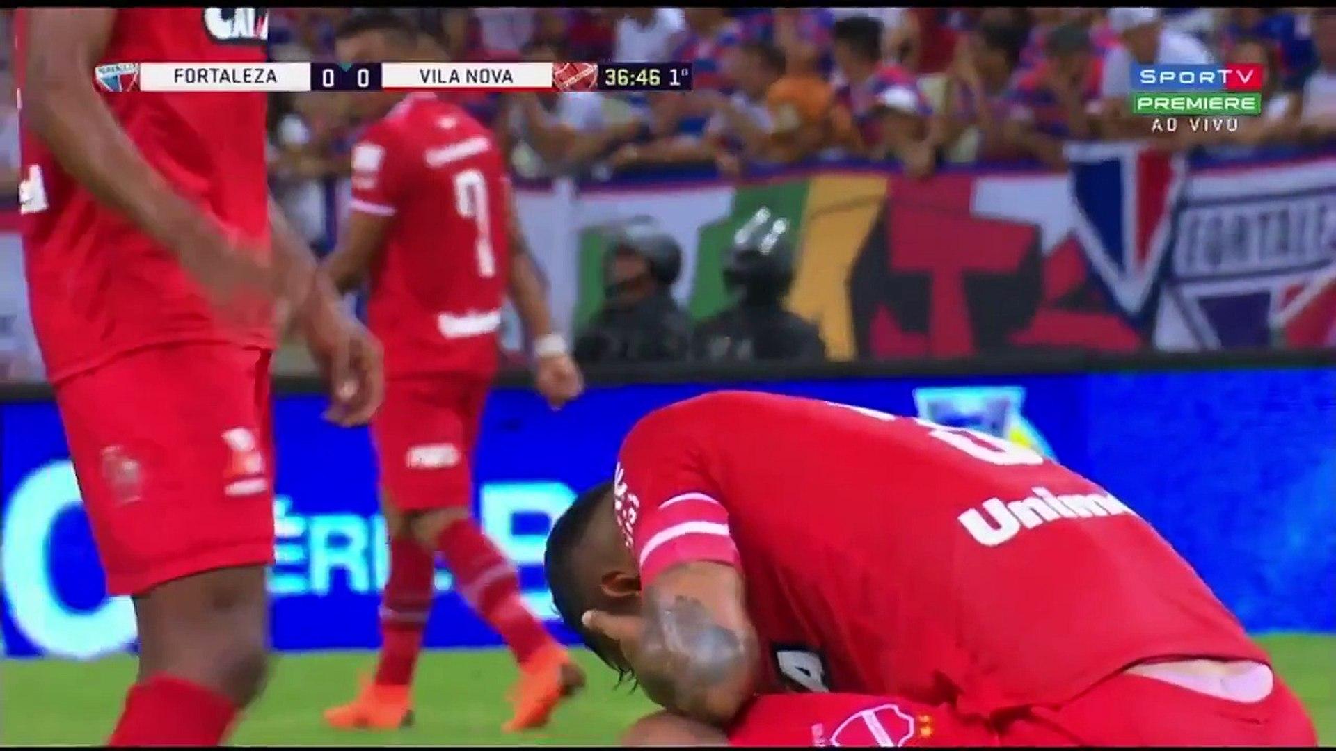 [MELHORES MOMENTOS] Fortaleza 2 x 0 Vila Nova - Série B 2018