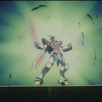 機動武闘伝Gガンダム#37「真・流星胡蝶剣!燃えよドラゴンガンダム」
