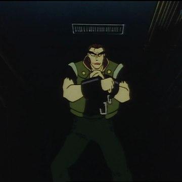 機動武闘伝Gガンダム#38「ドモン対アルゴ!突撃ボルトガンダム」