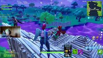 NINJA Reacts To The Cube Changing Loot Lake TO CUBE LAKE! *CUBE MELTING ACTIVATION* Fortnite Moments