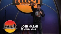 Josh Nasar   Lonely TV Cop   Laugh Factory Stand Up Comedy