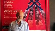 """Guy Marchand parle de """"Garde à vue"""" aux Rencontres cinématographiques de Cavaillon"""