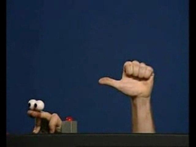 Marionettes Mains (bouton)