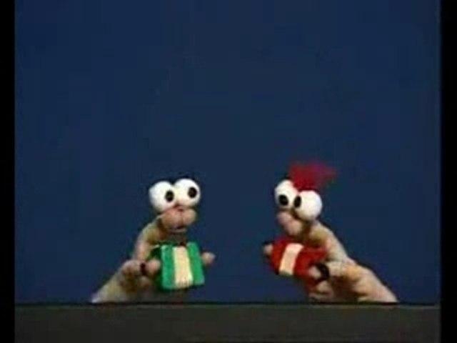 Marionettes Mains (Accordéon)