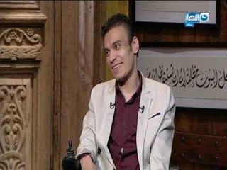 باب_الخلق|هشام نادى نموذج للعزيمة والإصرار ..حول معاناته لطاقة ايجابية تنور كل حياته