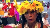Maeva et l'association Poe Rava Tahiti vous apprend les danses polynésiennes.
