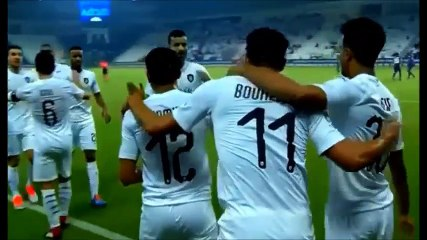Doublé de Bounedjah contre Al Rayyan
