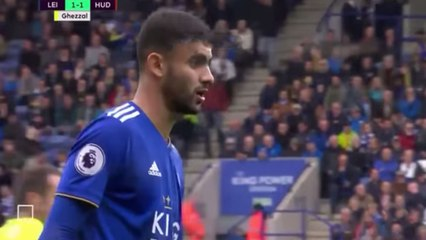 Résumé : Le match de Rachid Ghezzal vs Huddersfield