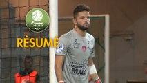 Grenoble Foot 38 - Stade Brestois 29 (1-2)  - Résumé - (GF38-BREST) / 2018-19