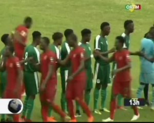 ORTM/Finale de la coupe du Mali entre Djoliba et le Stade Malien Demain