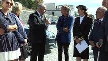 Hautes-Alpes: la visite de la ministre des transports étape par étape