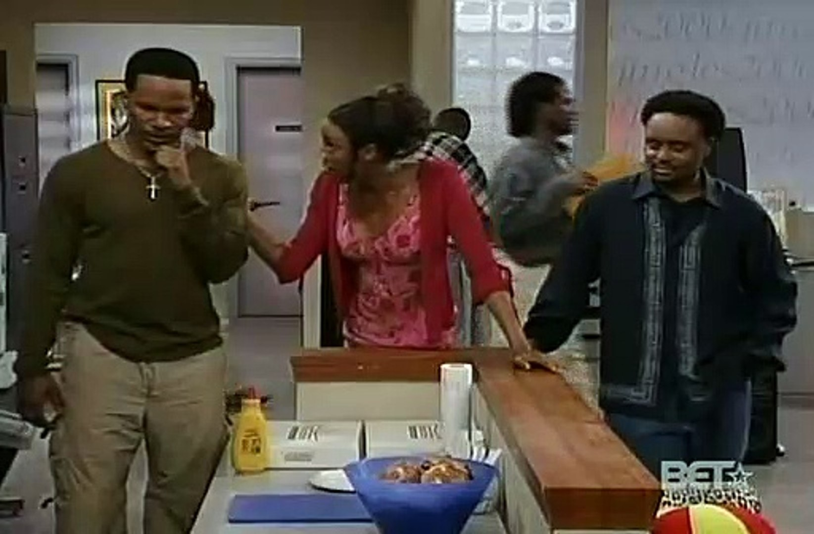 The Jamie Foxx Show S04E20 Jamie İn The Middle