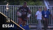 TOP 14 - Essai Josua TUISOVA (RCT) - Toulon - Agen- J5 - Saison 2018/2019
