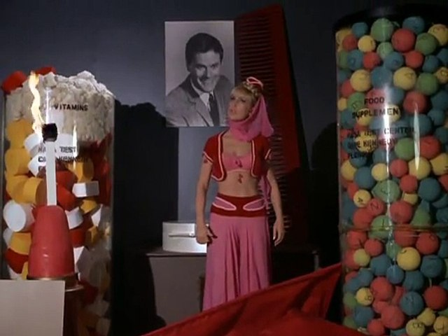 I Dream Of Jeannie S3 E17 Genie Genie Who S Got The Genie Part
