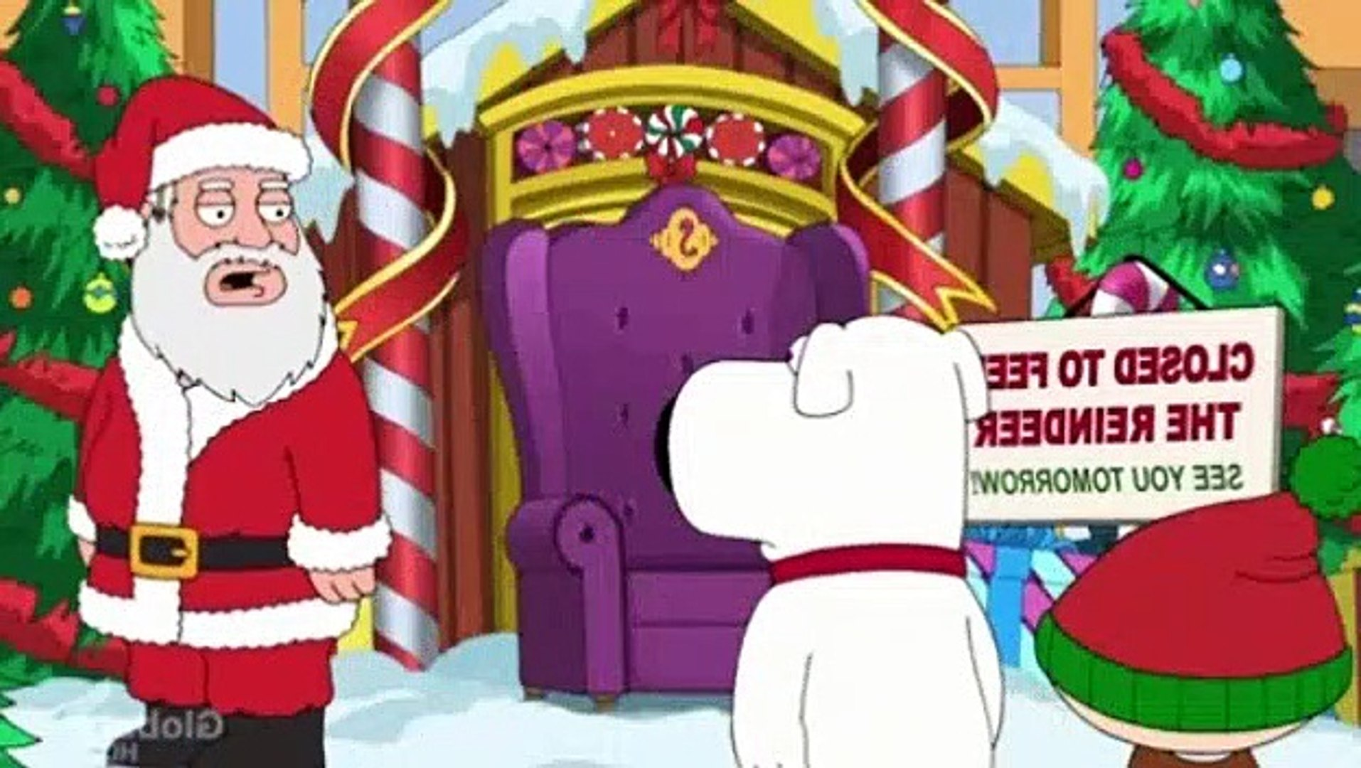 Family Guy S09E07 - Road to the North Pole