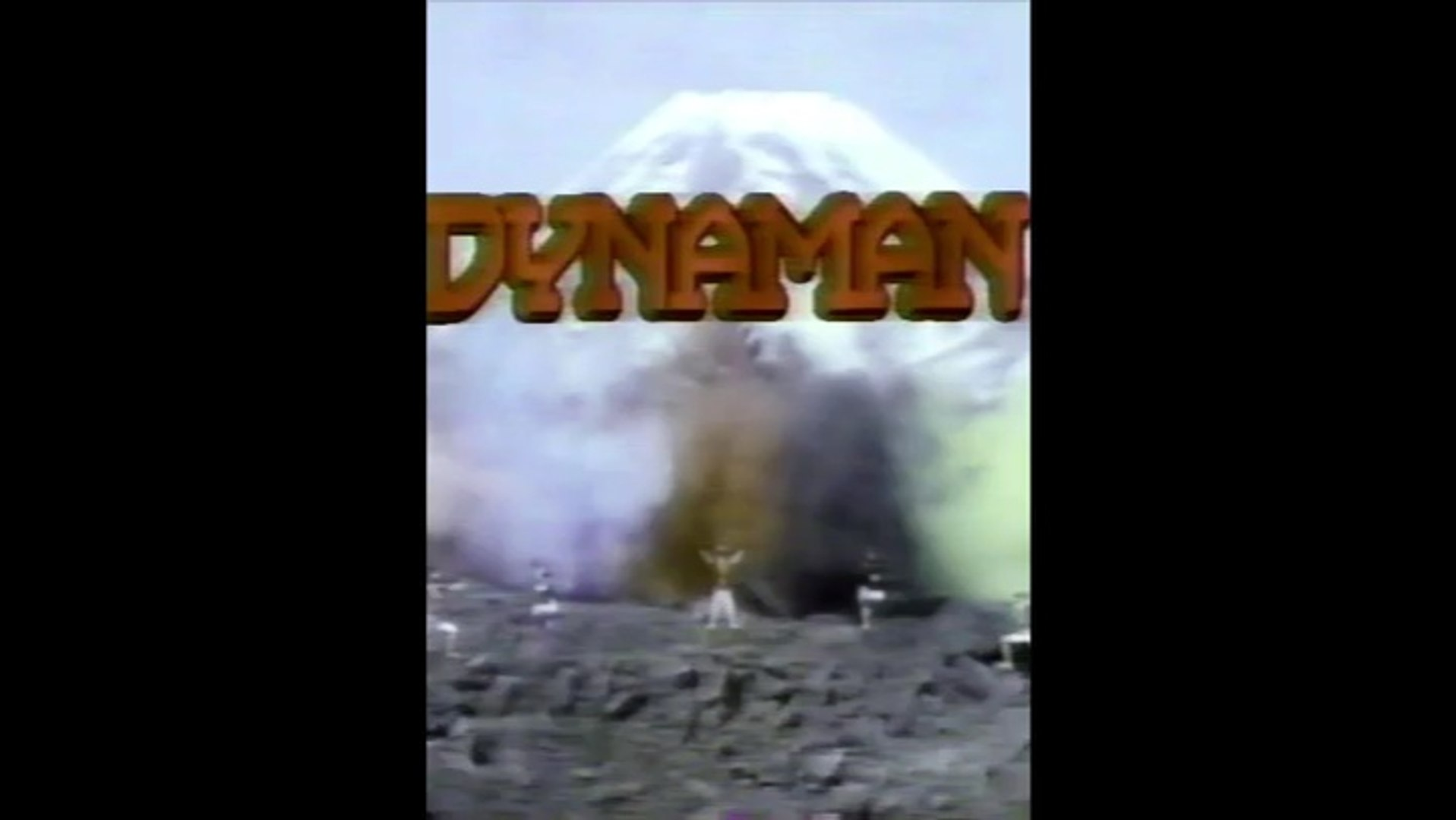 Dynaman episode 1 and 2