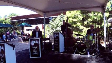 Frank Lamphere's Jazz Standards Trio - Everybody Loves Somebody -piano trio