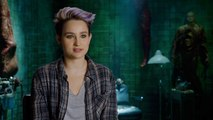 Bex Taylor-Klaus On Her Trip To 'Hell Fest'
