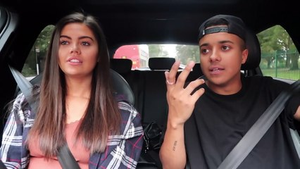 24 hours in a car with adam waithe 24 hour challenge