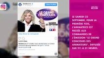Laurence Boccolini dans Le Grand Concours : le message touchant de Carole Rousseau