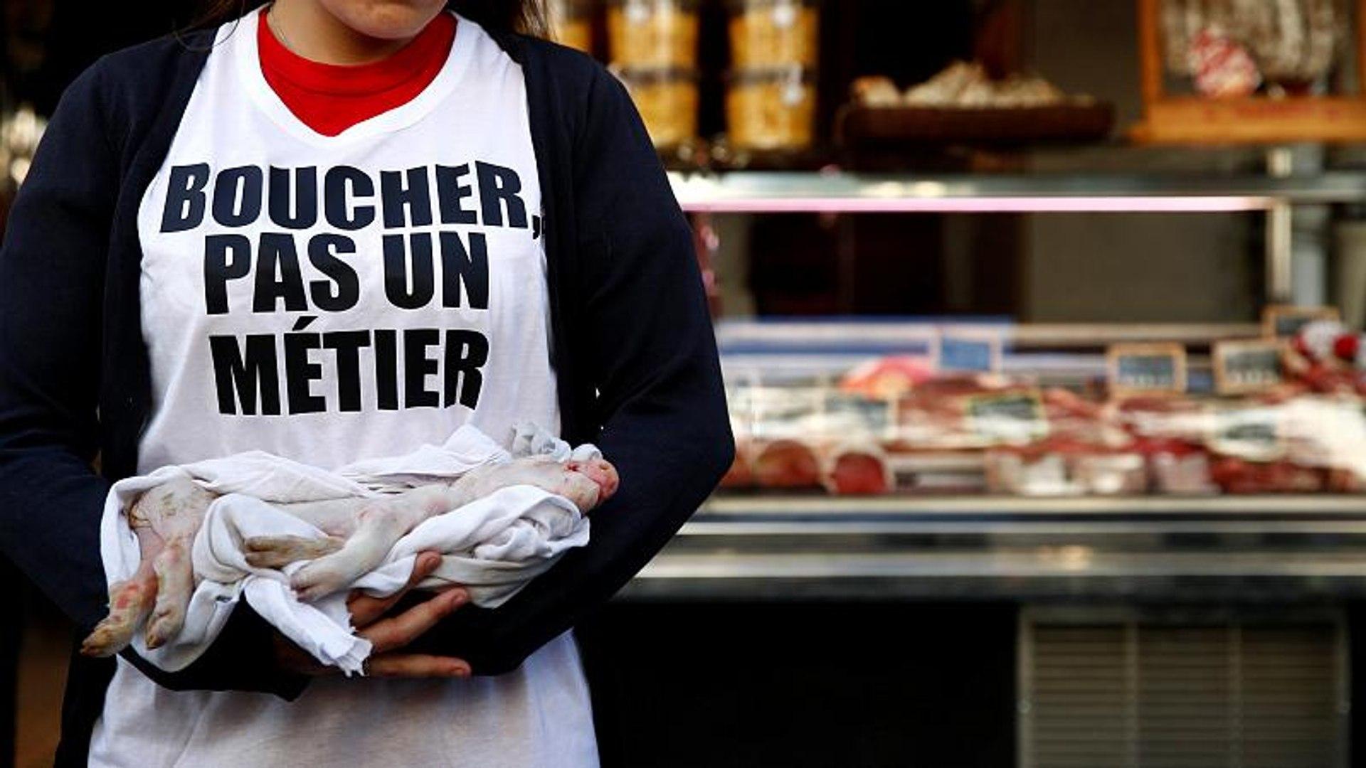 « Boucher n'est pas un métier »
